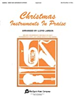 Christmas Instruments in Praise: Sheet Music