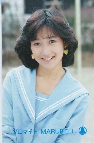 岡田有希子 カラープロマイド 4