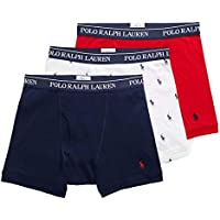 Ralph Lauren Classic Cotton Boxer Brief 3-Pack