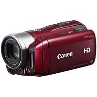 Canon フルハイビジョンビデオカメラ iVIS HF M31 レッド IVISHFM31RD (内蔵メモリ32GB)
