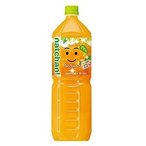 サントリー なっちゃん! オレンジ 1.5L×8本