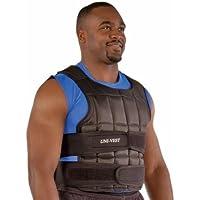 電源システムuni-vest、Weightedトレーニングベストwith Removableウェイト