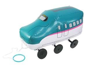 【ビニール玩具】おさんぽ新幹線 E5系新幹線 1入