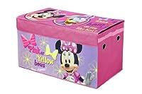ディズニーミニーマウス折りたたみ収納トランク