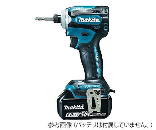 マキタ(Makita) 充電式インパクトドライバ(青) 18V バッテリ・充電器・ケース別売 TD171DZ