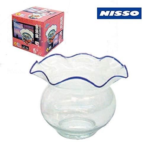 マルカン ニッソー 金魚鉢(大) NWB-042