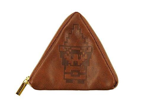 ゼルダの伝説 三角コインケース(ドット絵)   高さ9cmの詳細を見る