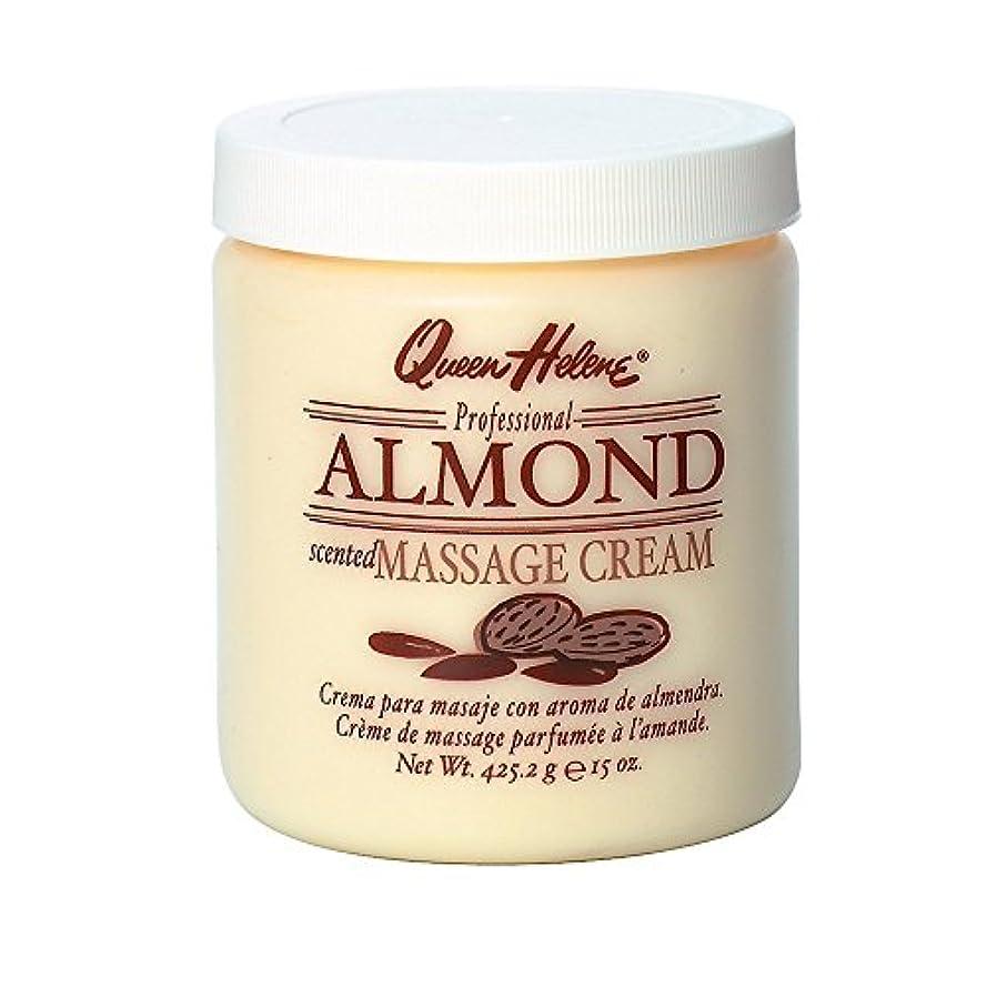 Queen Helene Almond Scented Massage Cream( 15 ounce ) [並行輸入品]