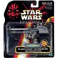 STAR WARS EPISODE 1 ACCESSORY: FLASH CANNON(並行輸入)