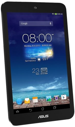 ASUS ME 180シリーズ TABLET / グレー ( Android 4.2.2 / 8inch touch / ARM Cortex-A9 / 1G / 16G / BT3 ) ME180-GY16