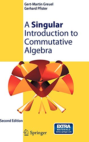 Download A Singular Introduction to Commutative Algebra 3540735410