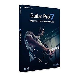 Arobas Music ギタリストのためのタブ譜・スコア編集ソフト Guitar Pro 7 ARGP70H111