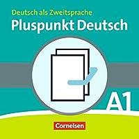 Pluspunkt Deutsch 1/1 A. Kursbuch / Arbeitsbuch / Audio-CD: Teilband 1 des Gesamtbandes 1 (Einheit 1-7) - Europaeischer Referenzrahmen: A1