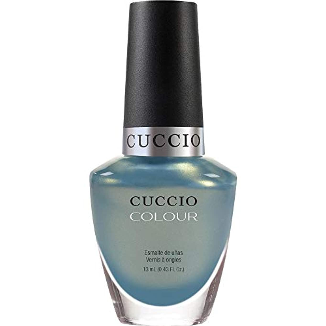 因子機関車信頼性Cuccio Colour Gloss Lacquer - Shore Thing - 0.43oz / 13ml