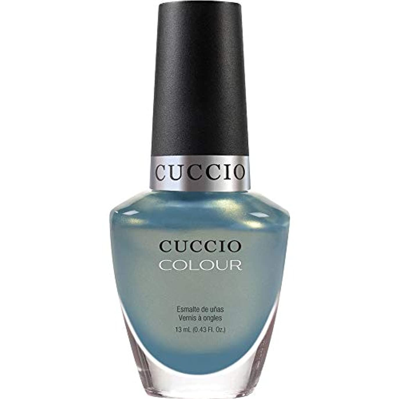 細分化する欠陥ご予約Cuccio Colour Gloss Lacquer - Shore Thing - 0.43oz / 13ml