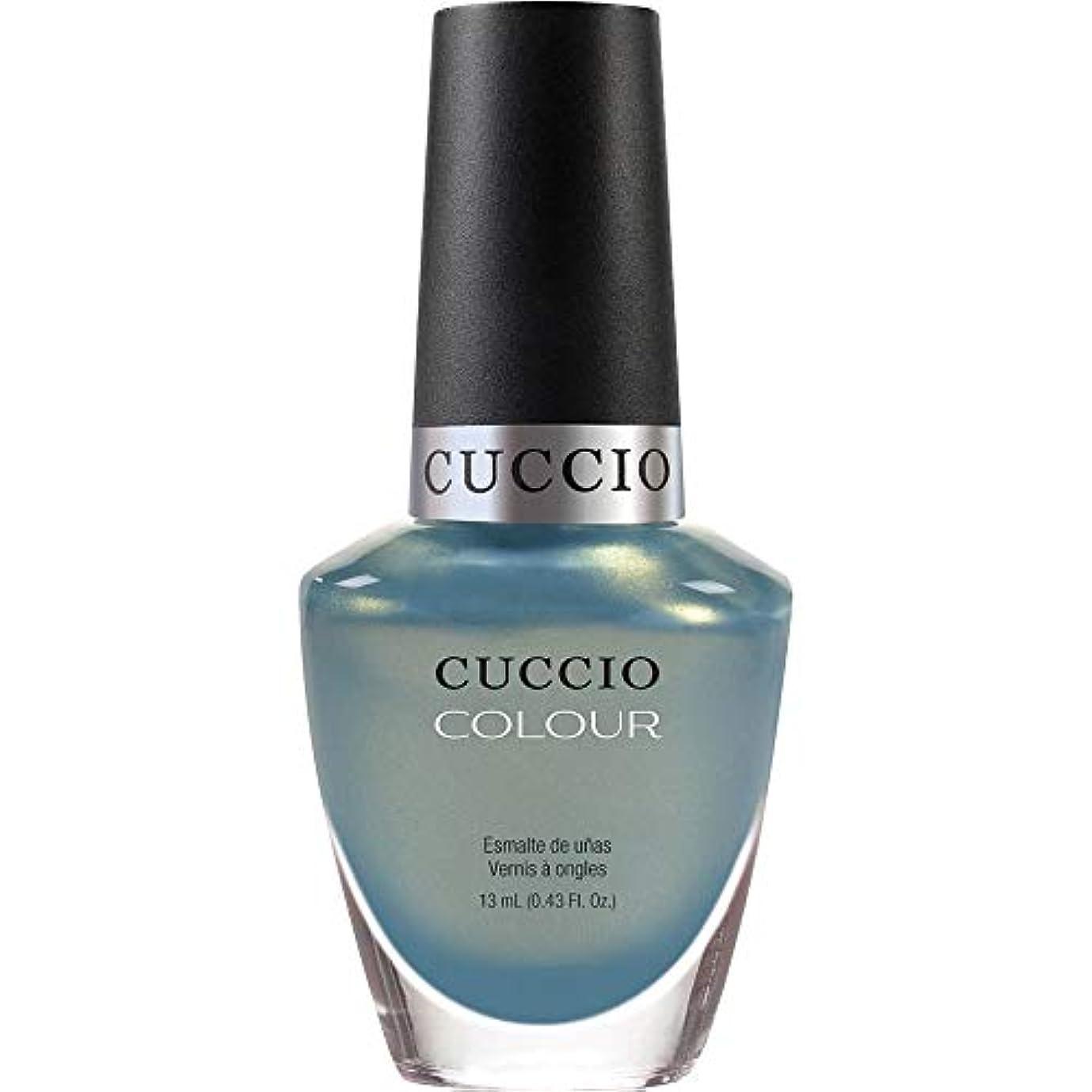 裁判所ピアノ許容Cuccio Colour Gloss Lacquer - Shore Thing - 0.43oz / 13ml