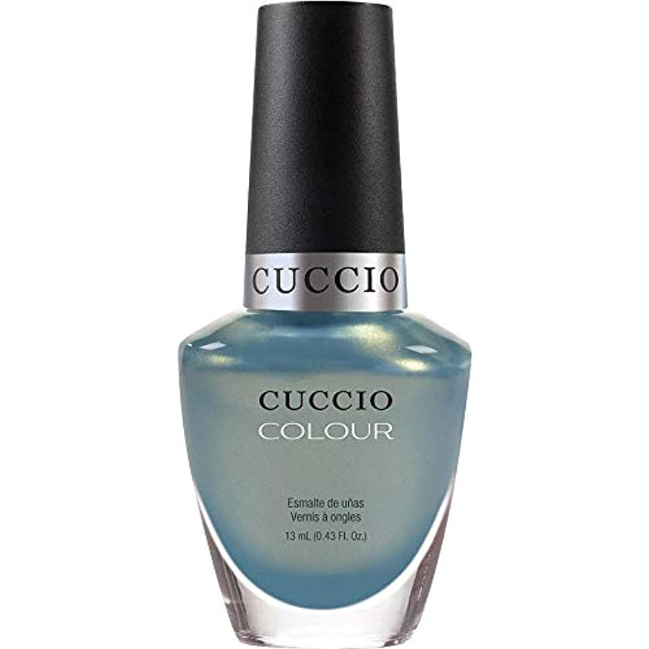 ダンス証言する在庫Cuccio Colour Gloss Lacquer - Shore Thing - 0.43oz / 13ml