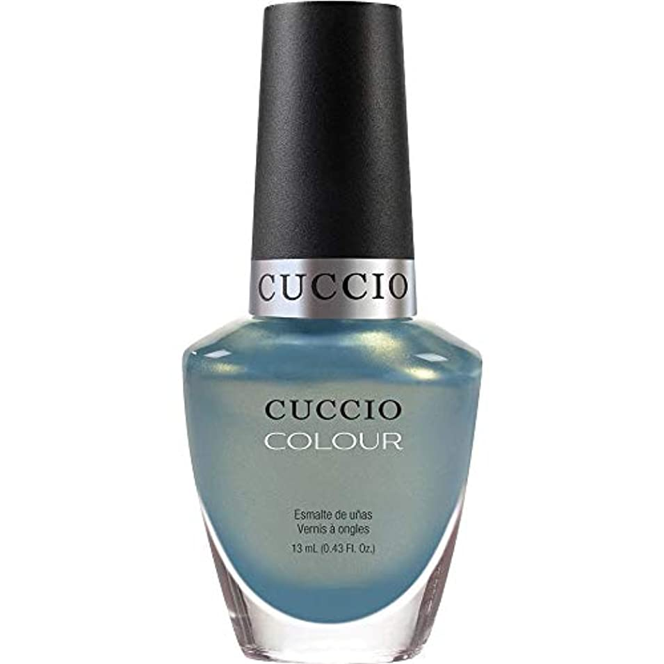 破壊的虚栄心冷凍庫Cuccio Colour Gloss Lacquer - Shore Thing - 0.43oz / 13ml