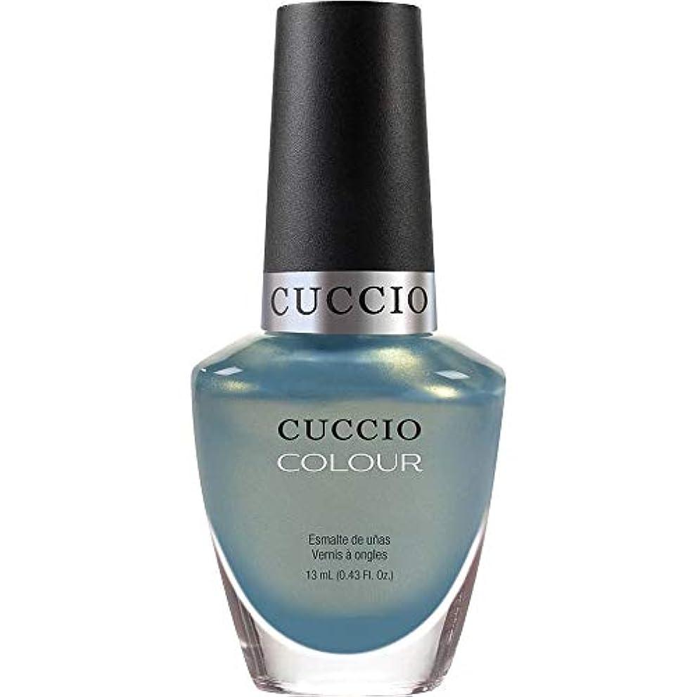 クーポン官僚スリラーCuccio Colour Gloss Lacquer - Shore Thing - 0.43oz / 13ml