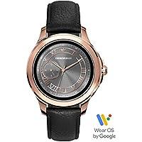 Emporio Armani Men's Touchscreen Smartwatch