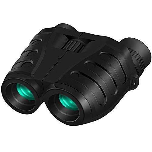 Puchod 双眼鏡 コンサート用 10倍 オペラグラス 望遠鏡 10x25 ライブ 軽量 携帯便利 旅行 登山 運動会 舞台鑑賞 など適用