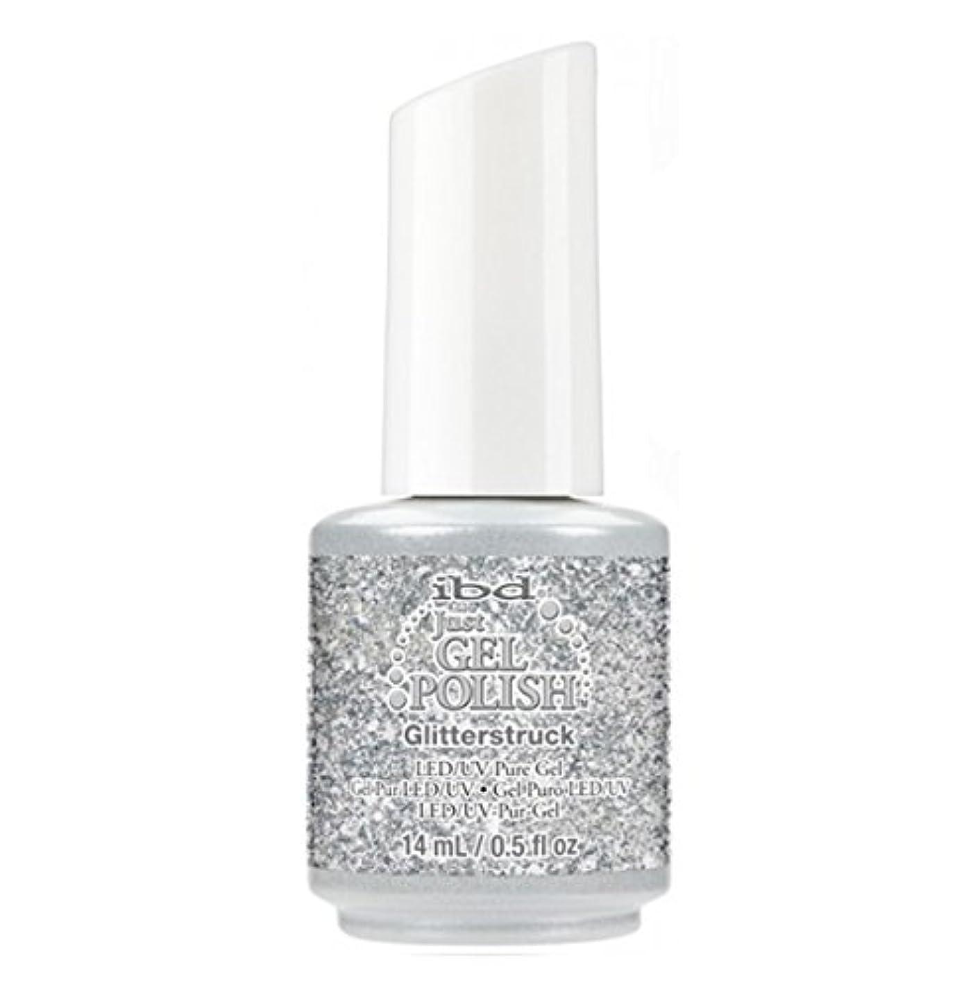 箱ばかげた修道院ibd Just Gel Polish - Diamonds+Dreams Collection - Glitterstruck - 14 mL / 0.5 oz