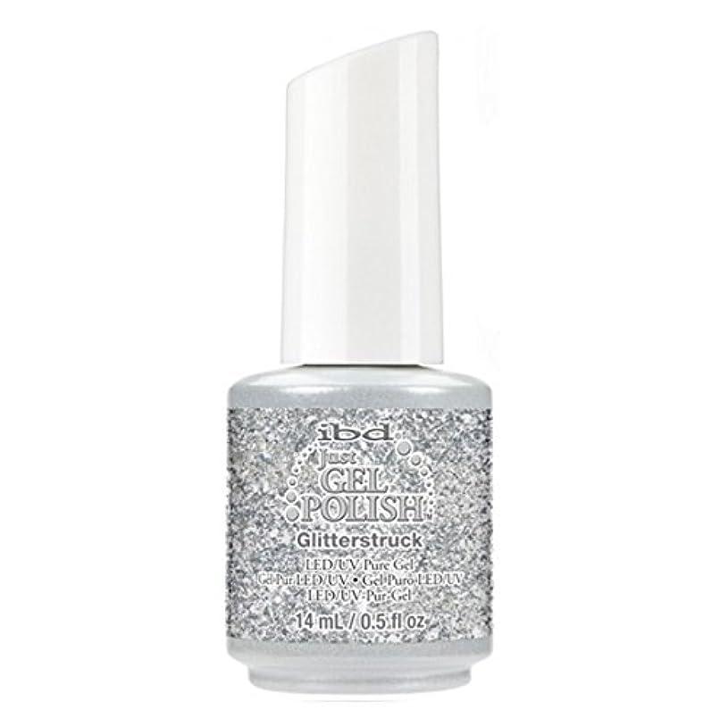 限りなく電池絡まるibd Just Gel Polish - Diamonds+Dreams Collection - Glitterstruck - 14 mL / 0.5 oz