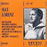 Recital 1933-1957