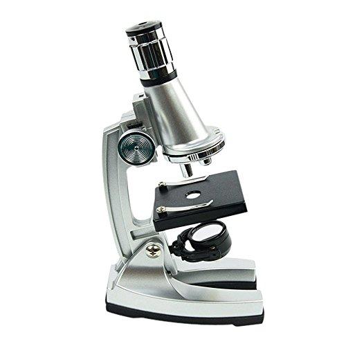 ladyclare(レディクレア) 顕微鏡 セット 【正規品】 自由研究 観察 本格的 子供用 高性能