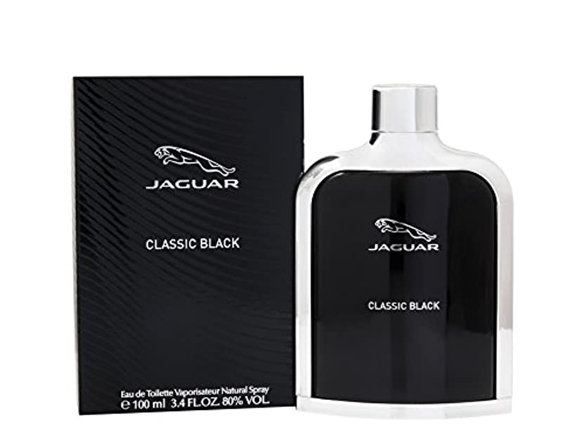縞模様のコスチュームコカイン【ジャガー】ジャガー クラシック ブラック EDT 100mL(並行輸入品)