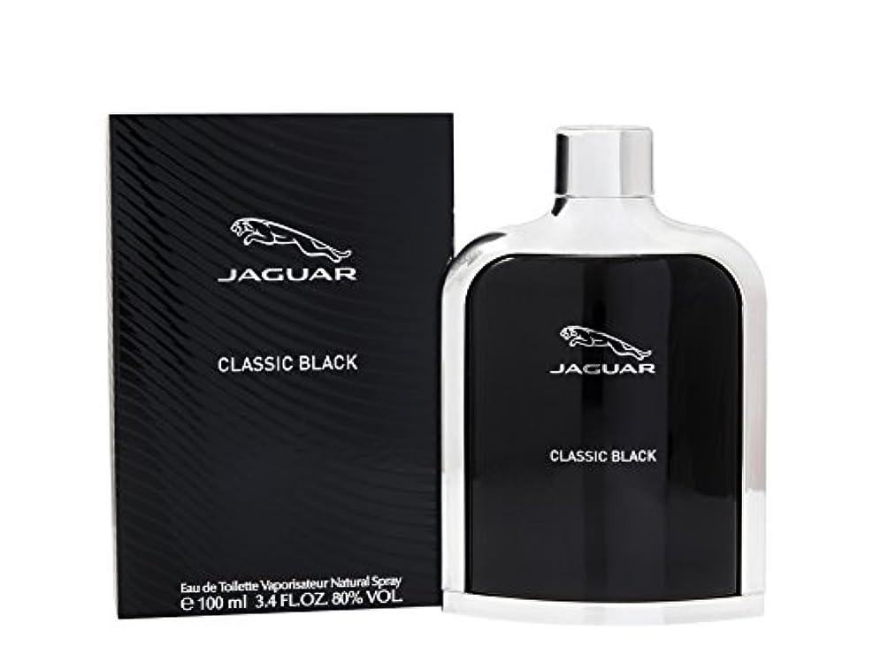 今のために出席する【ジャガー】ジャガー クラシック ブラック EDT 100mL(並行輸入品)