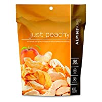 AlpineAire Foods 30123 Just Peachy Freeze Dried Fruit Blends [並行輸入品]