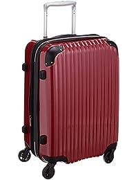 [シフレ] スーツケース ハードジッパケース シフレ 1年保証 機内持込可 保証付 43L 48cm 3.2kg ESC2007-48