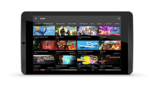 NVIDIA SHIELD Tablet K1 8 インチの Android...