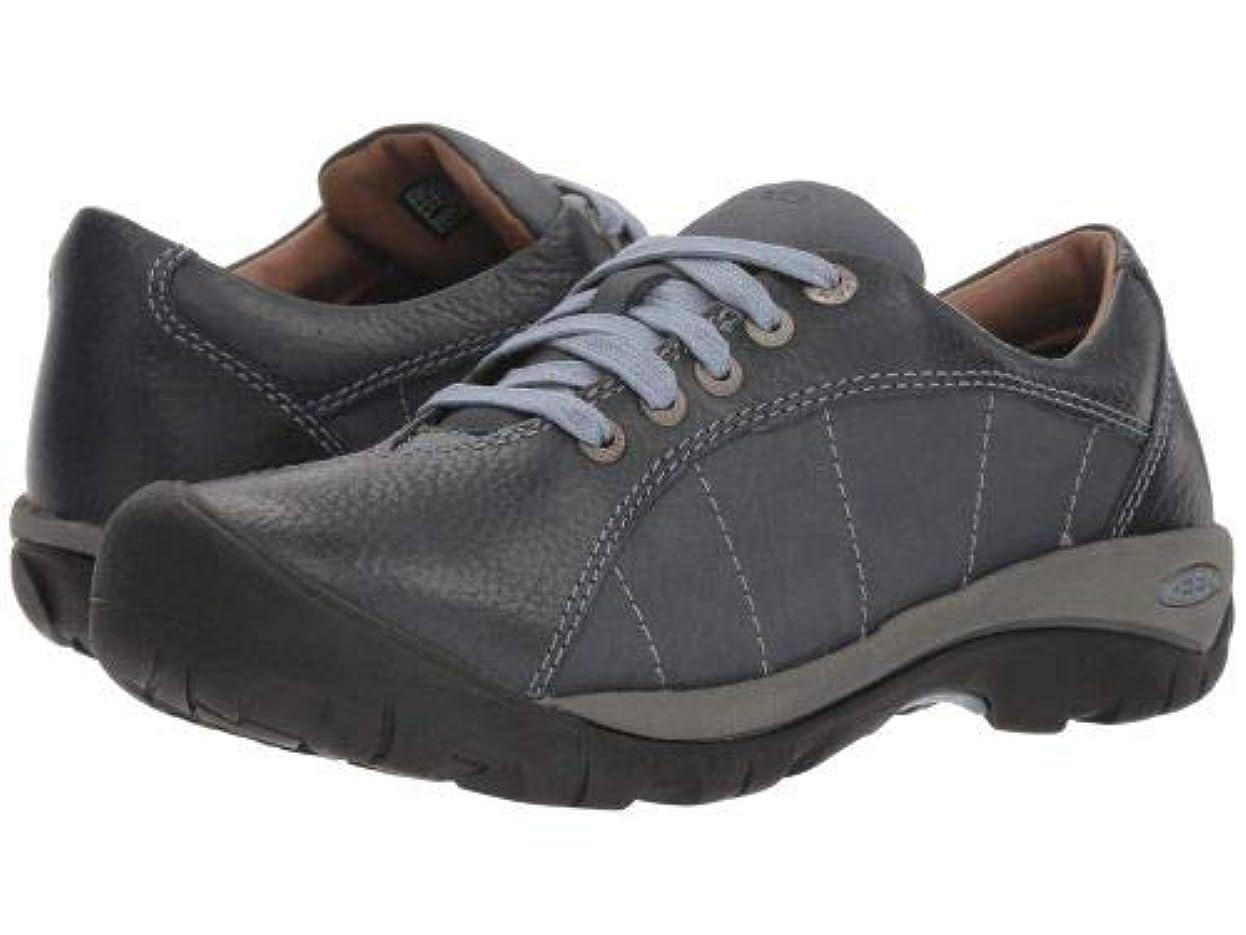 なめる未払い反逆Keen(キーン) レディース 女性用 シューズ 靴 スニーカー 運動靴 Presidio - Flint Stone/Steel Grey [並行輸入品]