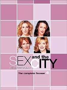 セックス・アンド・ザ・シティ シーズン 4 [DVD]