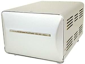 カシムラ アップ/ダウントランス 220~240V 2000W TI-151