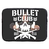 Bullet Club No One パソコンバッグ PC収納カバン ノート 保護ケース 13インチ / 15インチ 手さげバッグ 衝撃 オシャレ メンズ/レディース 通学 通勤 ビジネス 出張 旅行 ブラック