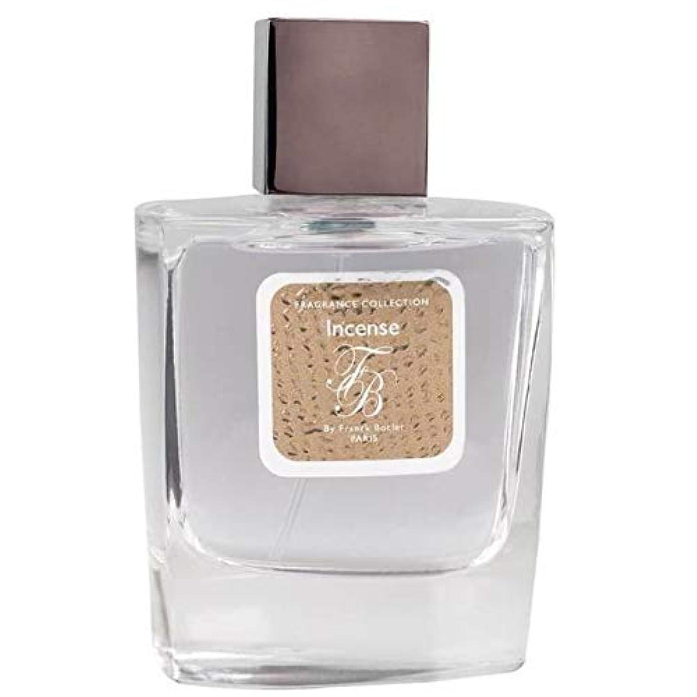不確実謎めいた旅行代理店Franck Boclet Incense Eau de Parfum 3.3 Oz/100 ml New in Box