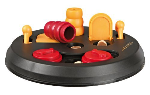 犬 フリップボード 楽しく遊んでおりこうさんになる 知育玩具 TRIXIE [並行輸入品]...