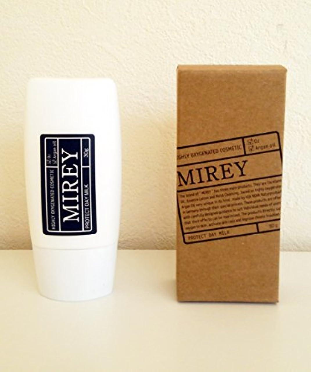 関連付ける光電密MIREY ミレイ プロテクトデイミルク 化粧下地 日焼け止め