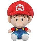 "Super Mario Brothers 5"" Plush Baby Mario"