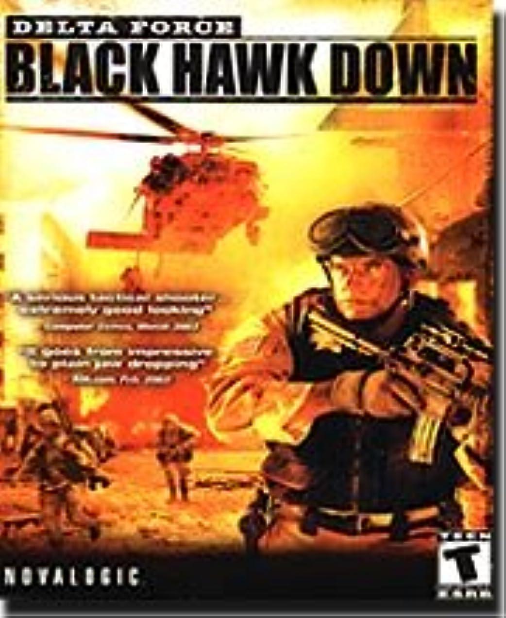 入口不安銛Delta Force Black Hawk Down (Jewel Case) (輸入版)