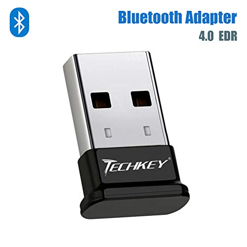 7 Bluetooth USB Dongle Transmitter Adapter for PC Windows 10 Vista 8.1 8