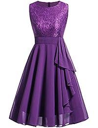 618daca7ea929 ワンピース パーティードレス レディース Plojuxi きれいめ ノースリーブ 大きいサイズ レースドレス 刺繍 タイト フォーマル  20代30代40代 ウェディング 結婚式 ...