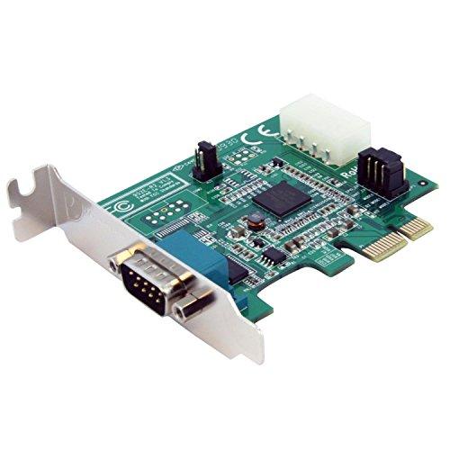 スターテック.com RS232Cシリアル1ポートロープロファイルPCIe 16950 UART内蔵 PEX1S952LP