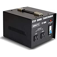 Giantz 1000W 240V to 110V Step Down Transformer Voltage Converter AU-US