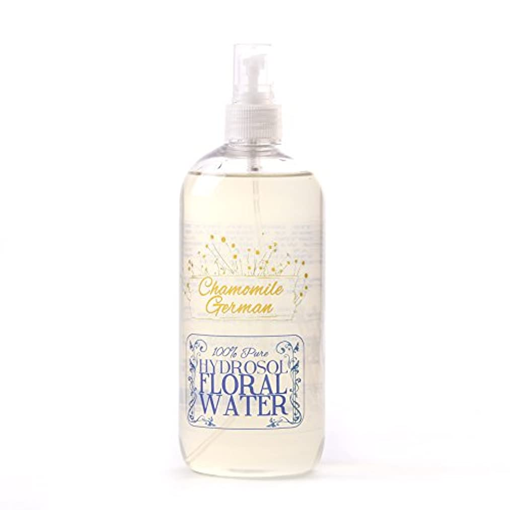 しがみつく倫理ライトニングGerman Chamomile Hydrosol Floral Water With Spray Cap - 1 Litre