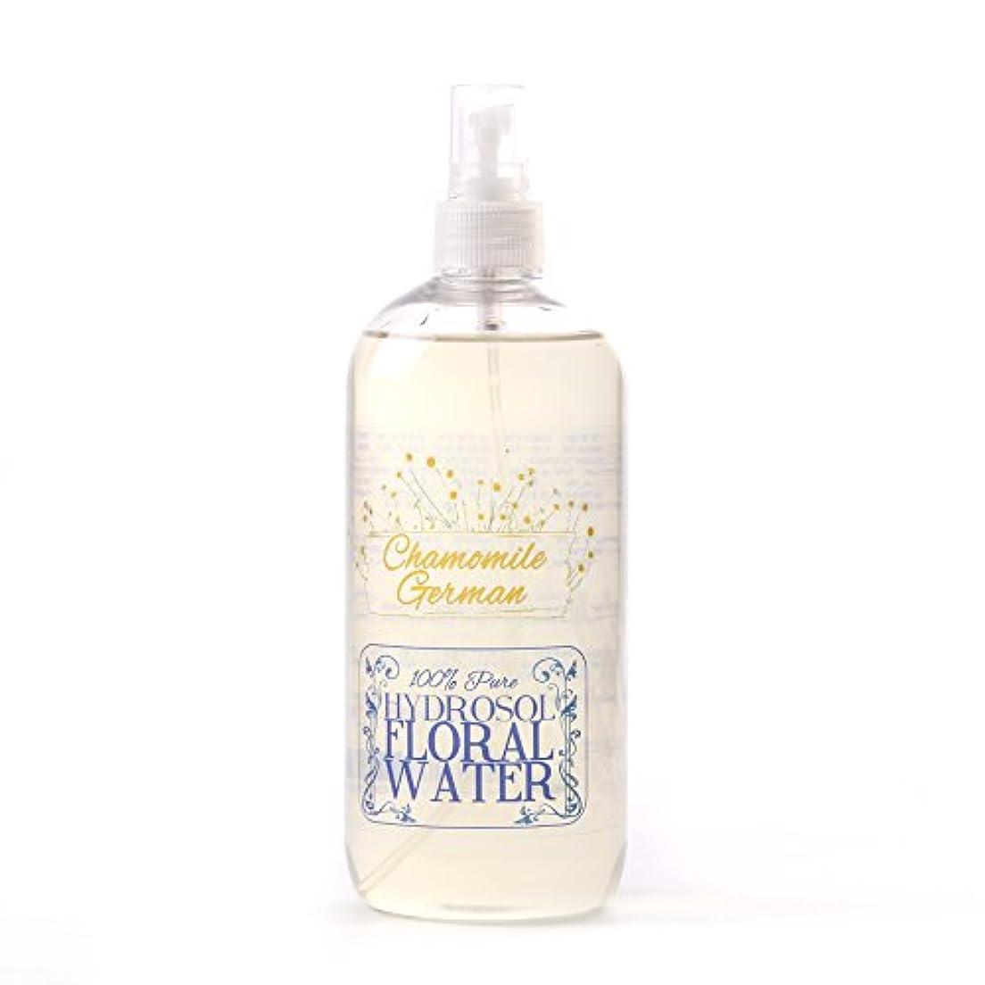 鉄奴隷ダニGerman Chamomile Hydrosol Floral Water With Spray Cap - 500ml