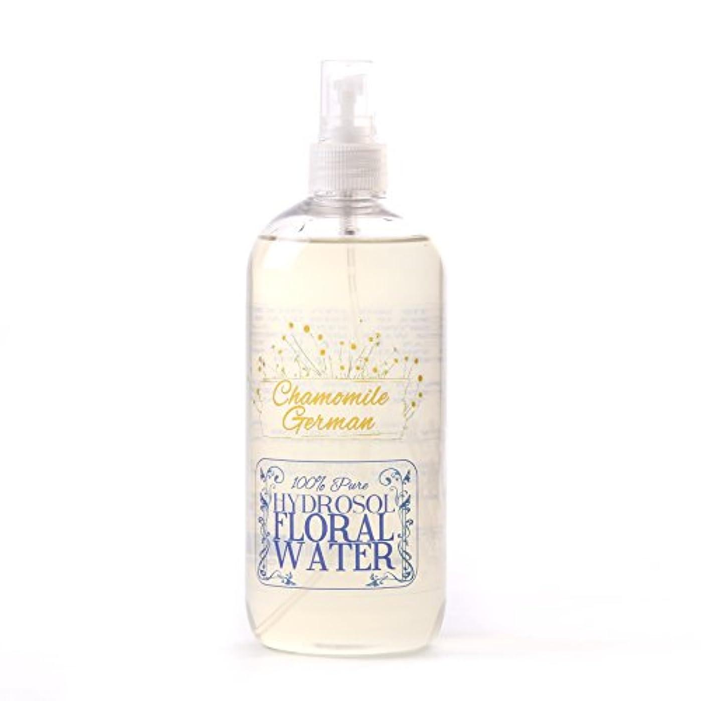 入る矢じり引き潮German Chamomile Hydrosol Floral Water With Spray Cap - 500ml